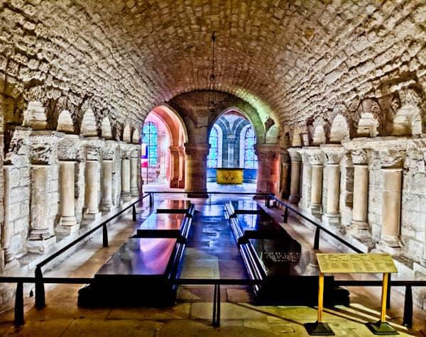 15 Reasons to Visit Saint Denis Basilica - Underground - Crypt