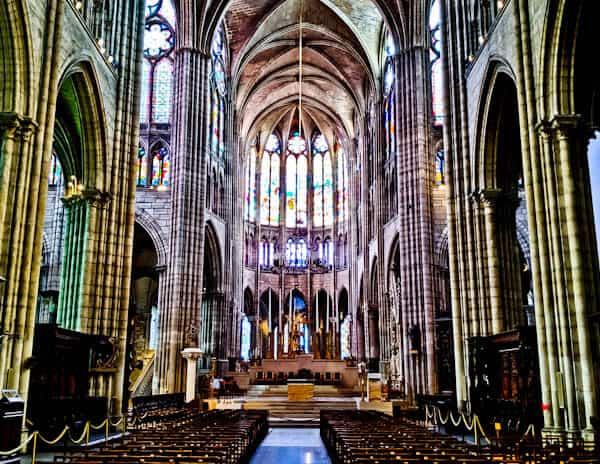 15 Reasons to Visit Saint Denis Basilica - Choir - Gothic Architecture