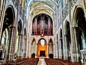 15 Reasons to Visit Saint Denis Basilica - Church Organ