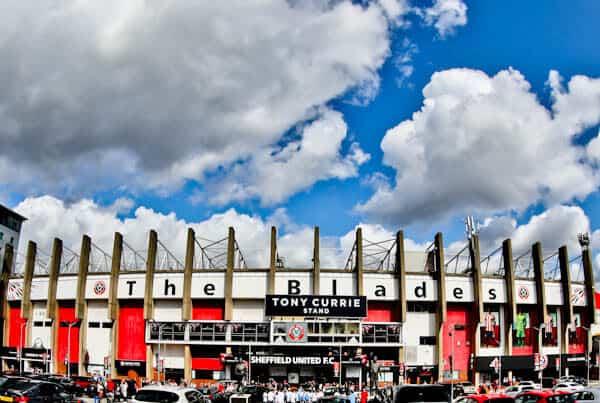 Sheffield United Stadium Tour - Bramall Lane Stadium - Location