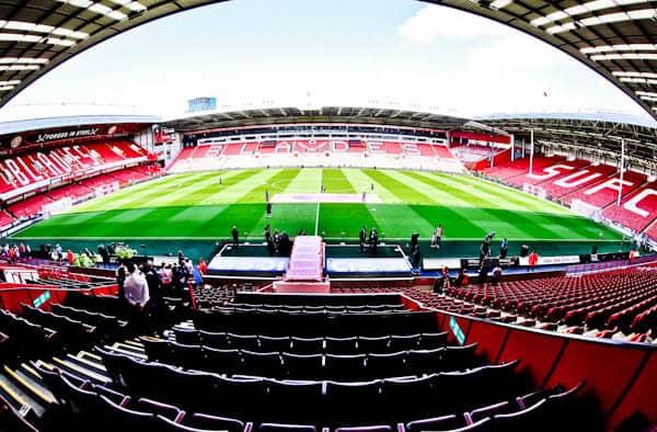Sheffield United Stadium Tour - Bramall Lane Stadium
