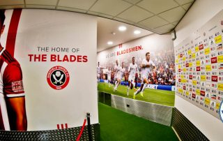 Sheffield United Stadium Tour - Bramall Lane