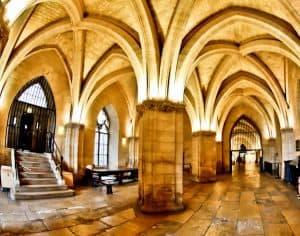 Visit Conciergerie Paris - Royal Residence and Prison - Guards Room - Salle des Gardes