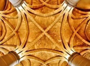 Visit Conciergerie Paris - Royal Residence and Prison - Ceiling Art