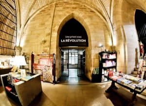 Visit Conciergerie Paris - Royal Residence and Prison - Gift Shop - La Rue de Paris