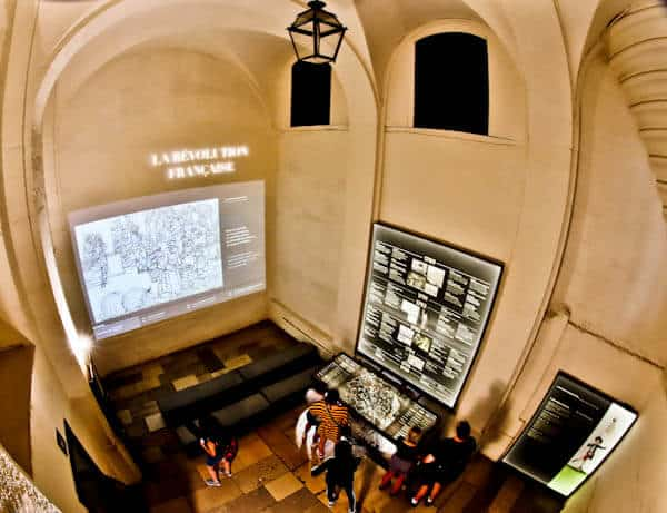 Visit Conciergerie Paris - Royal Residence and Prison - Paris and the French Revolution History Room