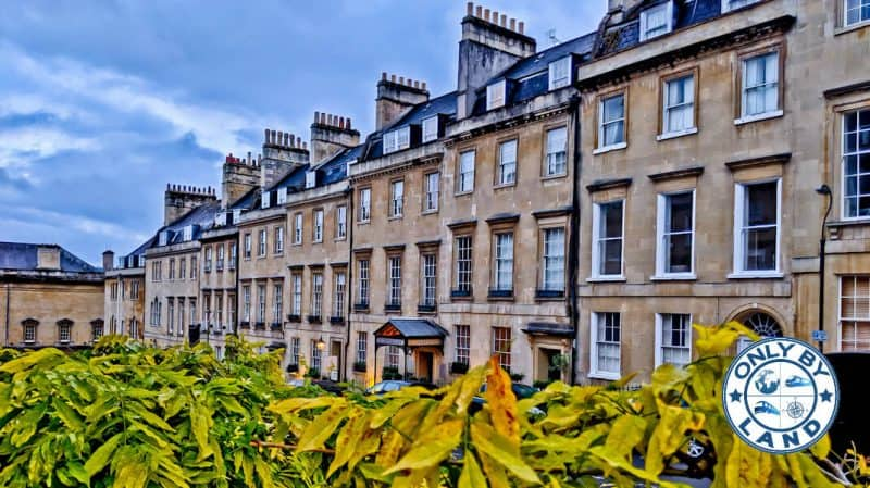 Queensberry Hotel in Bath - Travel Blogger Review