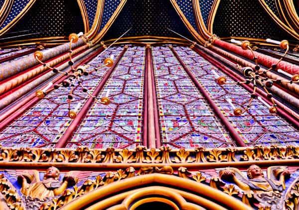 Visit Sainte Chapelle Paris France - For Photographers