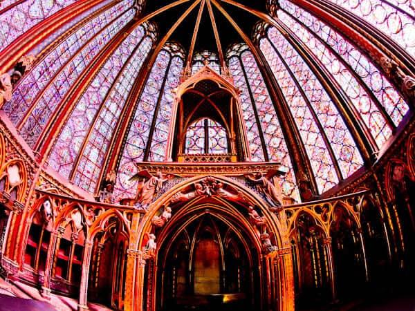 Visit Sainte Chapelle - Altar