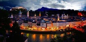 Three Stunning Places to See in Salzburg, Austria