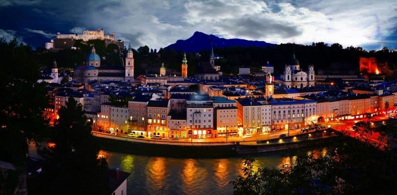 Three Stunning Places to See in Salzburg, Austria