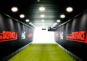 Stade de France Stadium Tour - Players Tunnel