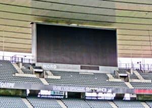 Stade de France Stadium Tour - Big Screens