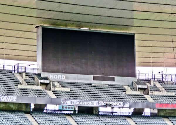 Stade de France Stadium Facts