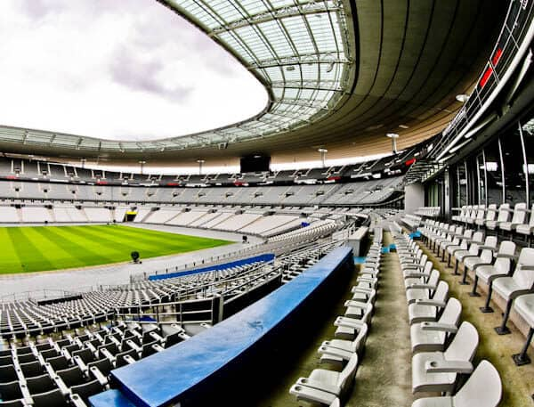 Stade de France Stadium Tour - VIP Seats