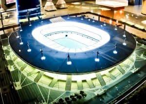 Stade de France Stadium Tour - History