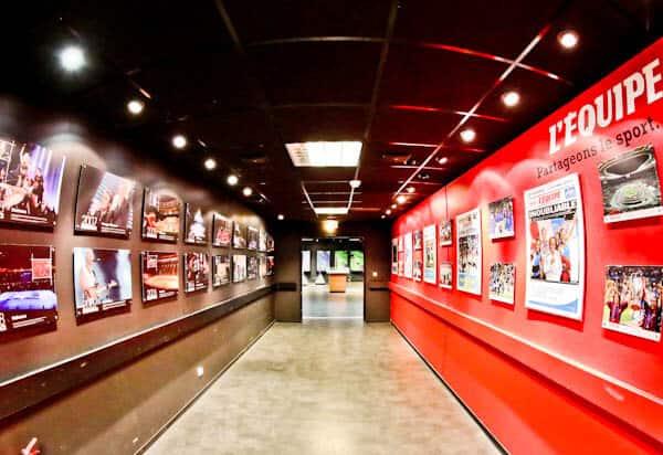 Stade de France Stadium Tour - Concert Hall of Fame