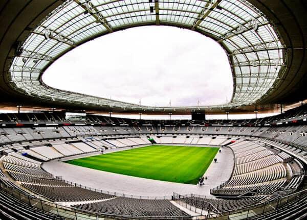 Stade de France Roof