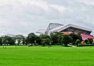 Goodison Park Anfield