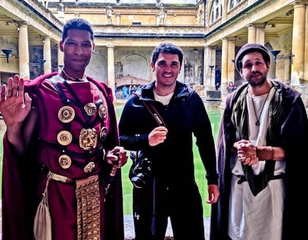 Bath n England - Ancient Romans