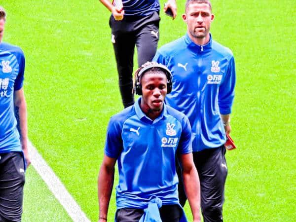 Sheffield United Stadium Tour - Bramall Lane - Player Warm Up