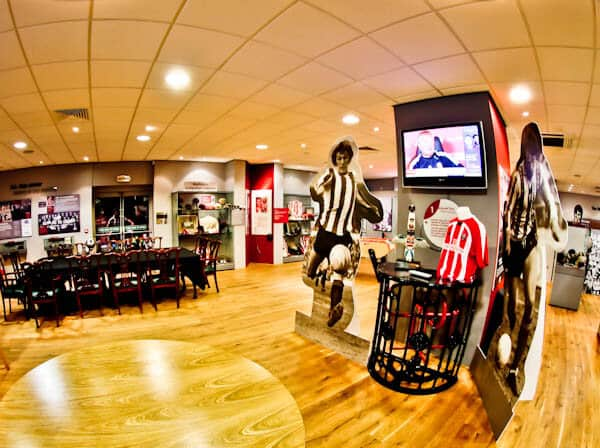Sheffield United Stadium Tour - Bramall Lane - Museum