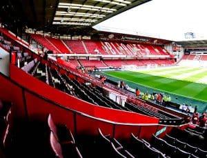 Sheffield United Stadium Tour - Bramall Lane - VIP Seats