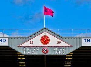 Sheffield United Stadium Tour - Bramall Lane - John Street Stand - Archibald Leitch