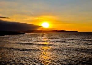 Punta de la Moira Sunset Location - Comillas
