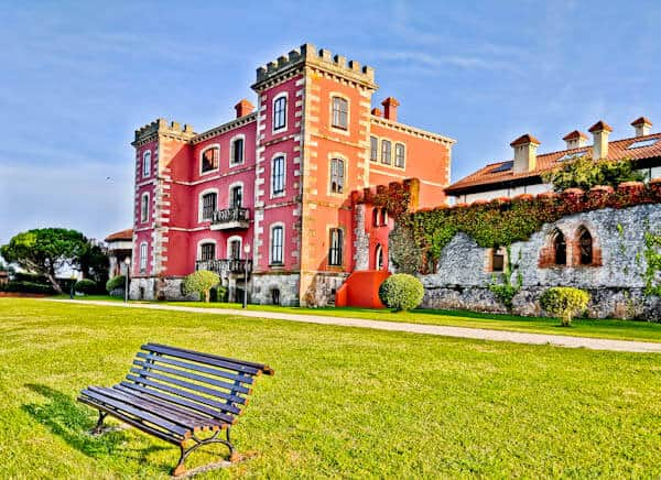 La Cateruca, Comillas Spain