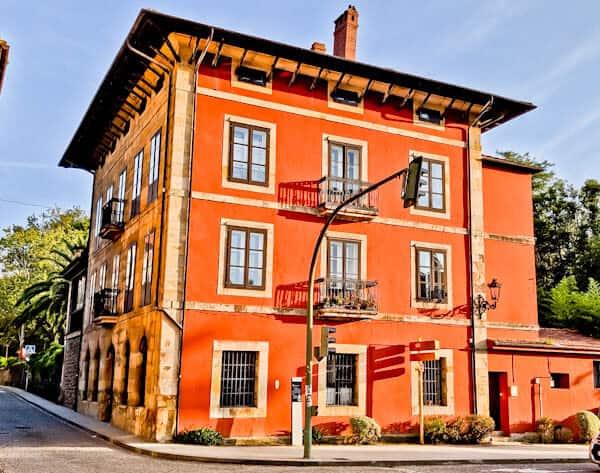 Ocejo House, Comillas Cantabria