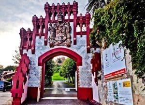 Comillas University Gate