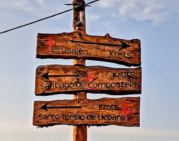 Camino del Norte - Comillas