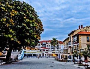 orro Campios - Central Plaza, Comillas Cantabria