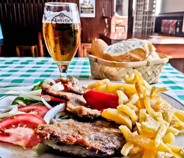 Where to eat in Comillas