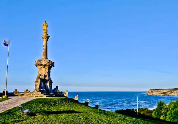 Monument to the First Marquis - Comillas