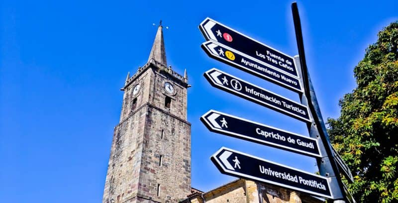 What to See in Comillas Spain + Gaudi Monuments