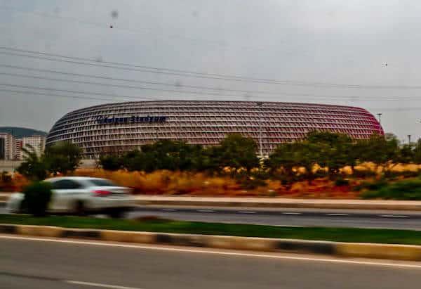 New Gaziantep Arena, Turkey