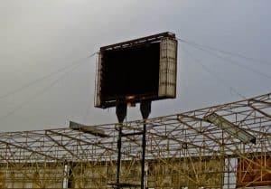 Gaziantepspor Stadium - Historic Scoreboard
