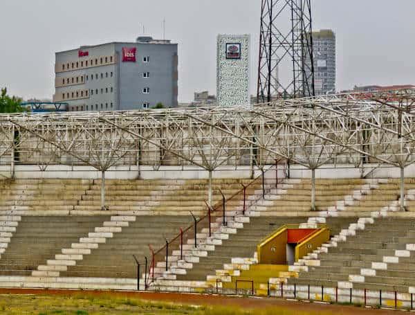 Kamil Ocak Stadyumu - Gaziantep, Turkey