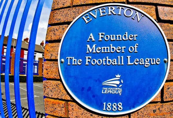 Goodison Park Stadium Tour - Everton FC - Facts