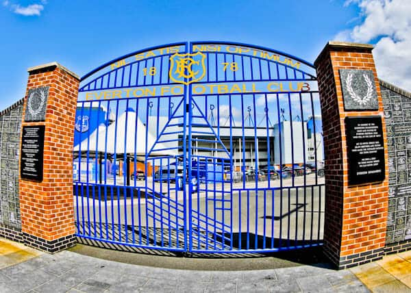 Goodison Park Tour