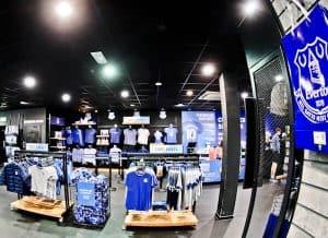 Goodison Park Stadium Tour - Everton FC - Everton One Club Shop