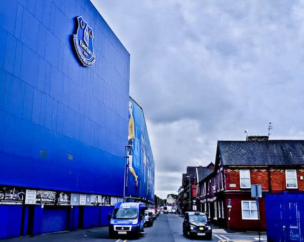 Goodison Park Stadium Tour - Everton FC - Meeting Point