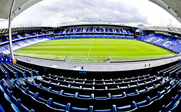 Goodison Park Stadium Tour - Everton FC - Stadium
