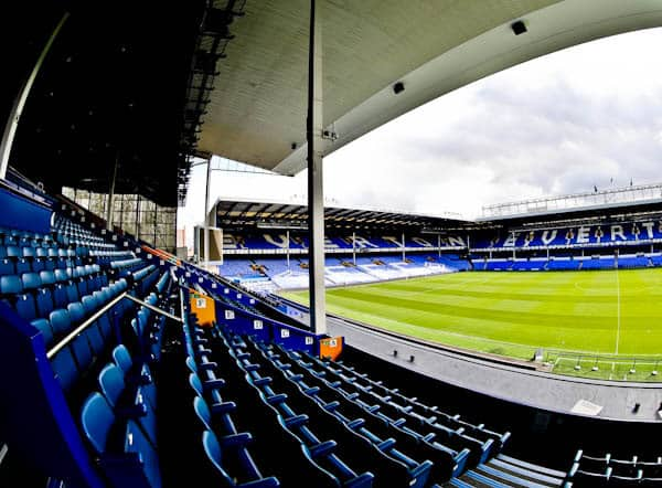 Goodison Park Stadium Tour - Everton FC - VIP Seats