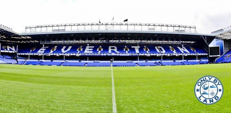 Goodison Park Stadium Tour - Everton FC