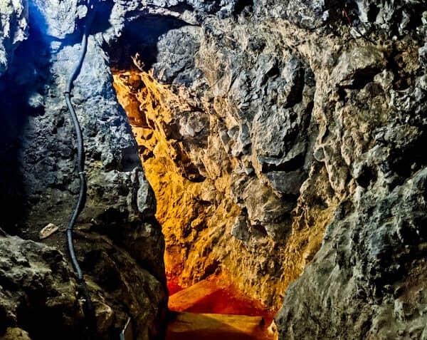 Burgos Castle Underground Subterranean
