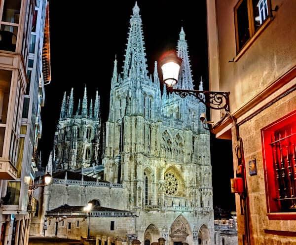 Burgos Cathedral Gothic Architecture