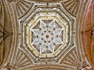 Main Dome of Burgos Cathedral